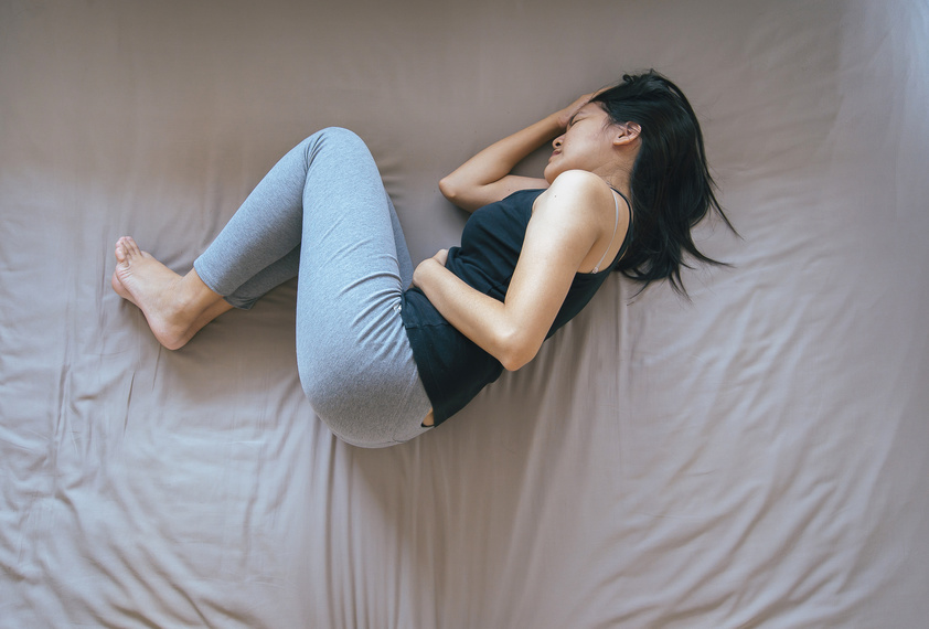 Period Cramps: Symptoms And Causes